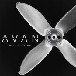 Avan 2 inch prop - Clear