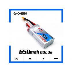 GNB 3S 650mAh 11.1V 80/160C XT30
